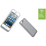 mobee Magic Case induktives Akku-Case iPhone 6/ 6S, grau