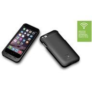 mobee Magic Case induktives Akku-Case iPhone 6/ 6S, schwarz