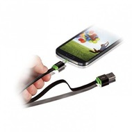mobee Technology Smart Cable USB to Micro-USB 1m black PO3240