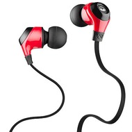Monster In-Ear Stereo Headset NCredible N-Ergy, rot