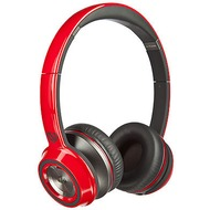 Monster Stereo Headset NCredible NTune, rot