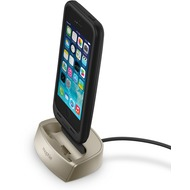 Mophie Desktop Charging Dock for Juice Pack iPhone 5/ 5s und iPhone SE, gold