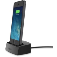 Mophie Desktop Charging Dock - Lightning for iPhone 5/ 5s und iPhone SE, black