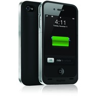 Mophie Juice Pack Air f�r iPhone 4 /  4S, schwarz