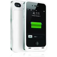 Mophie Juice Pack Air f�r iPhone 4 /  4S, wei�