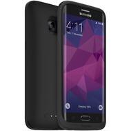 Mophie Juice Pack for Samsung Galaxy Edge S7, black - Schützende Hartschale mirt integriertem 3300 mAh-Akku