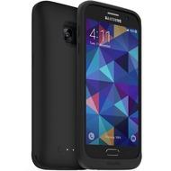 Mophie Juice pack for Samsung Galaxy S7, black - Schützende Hartschale mit integriertem 2950 mAh-Akku