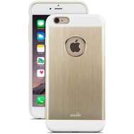 Moshi Iplate Glaze Armour for iPhone 6 Plus/ 6s Plus gold