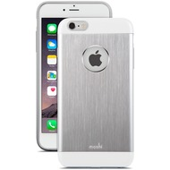 Moshi Iplate Glaze Armour for iPhone 6 Plus/ 6s Plus silber
