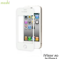 Moshi iVisor AG f�r iPhone 4 wei� (Vorderseite)