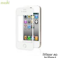 Moshi iVisor AG für iPhone 4 weiß (Vorderseite)