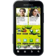 Motorola Defy+, schwarz