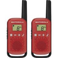 Motorola Funkgerät PMR Talkabout T42, rot