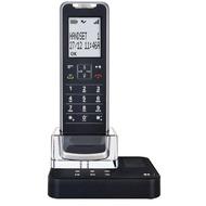 Motorola IT.6.1TX Design-DECT Telefon in kompletter Metallausführung, mit AB, schwarz
