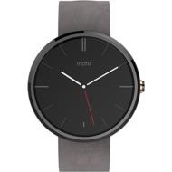 Motorola Moto 360 Smart Watch, Light Chrome