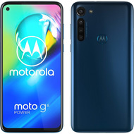 Motorola moto g8 power 4/ 64GB, capri blue