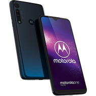 Motorola moto one macro 4/ 64GB, space blue