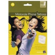 Motorola Phone Tattoos 3er Pack (bedruckbare Aufkleber) für RAZR V3i