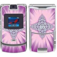 Motorola Phone Tattoos Collection 2 - pink