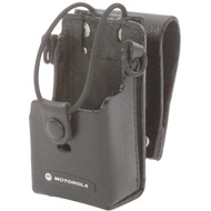 Motorola robustes Trageholster aus Leder mit Gürtelschlaufe für XTNi, XTNiD