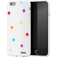 Mozo iPhone 6 Plus/ 6s Plus TPU Candy Case - Dots