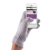 Mujjo Touchscreen-Handschuhe Gloves Unisex (kapazitiv) Größe S-M, lavendel