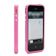 muvit Bumper f�r iPhone 5 /  5C /  5S, Pink