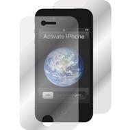 muvit Duo-Protect, Schutzfolien für iPhone 4, 2er Pack, Glanz