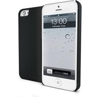 muvit iGum Case, Hülle für iPhone 5, schwarz