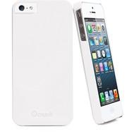 muvit iGum Case, Hülle für iPhone 5, Weiß