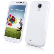 muvit miniGEL für Samsung Galaxy S4, weiß
