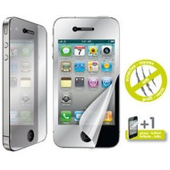muvit Screen Guard für iPhone 5, 2er Pack Mirror+Glanz