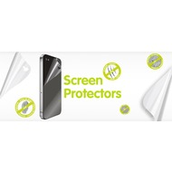 muvit Screen Guard für iPhone 5, 2er Pack Privacy+Glanz