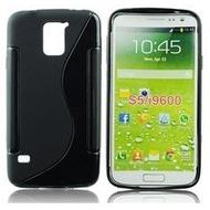 my-eXtra Back Case S für Samsung Galaxy S5 - schwarz
