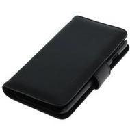 my-eXtra Bookstyle Tasche für iPhone 6/ 6S, schwarz