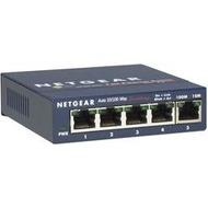 NETGEAR 5-Port 10/ 100MBit Switch Metall - (FS105)