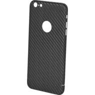nevox CarbonSeries Cover mit Logowindow für iPhone 6 Plus/ 6S Plus