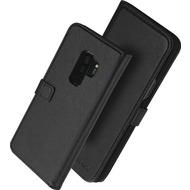 nevox ORDO Bookcase, Samsung Galaxy S9+, schwarz-grau