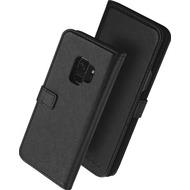 nevox ORDO Bookcase, Samsung Galaxy S9, schwarz-grau