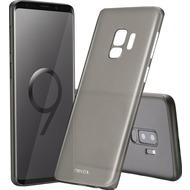 nevox StyleShell Air, Samsung Galaxy S9+, schwarz-transparent
