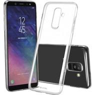 nevox StyleShell Flex, Samsung Galaxy A6+, transparent