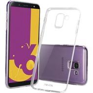 nevox StyleShell Flex, Samsung Galaxy J6, transparent