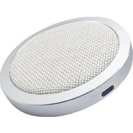 nevox Wireless Fast Charger, induktive Ladestation, 10 Watt, Qi-Standard, silber