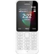 Nokia 222 Dual-SIM, white