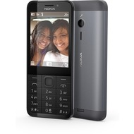 Nokia 230 Dual-SIM, dark silver