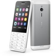 Nokia 230 Dual-SIM, silver