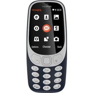Nokia 3310 Dual-SIM (2017) - dark-blue mit Vodafone Red S Sim Only Vertrag