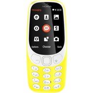 Nokia 3310 Dual-SIM (2017) - yellow mit Vodafone Red S +10 Vertrag