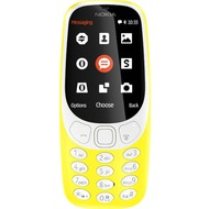 Nokia 3310 Dual-SIM (2017) - yellow mit Telekom MagentaMobil S Vertrag