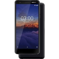 Nokia 3.1, Dual-SIM, 16 GB, black mit Vodafone Red L Sim Only Vertrag